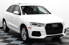 Used Audi Certified Quattro Awd Suv Camera