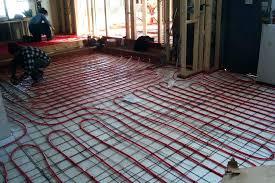 heated tile flooring tile floor heating cozy inspiration heated tile floors electric radiant floor heating basics heated tile flooring