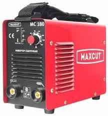 <b>Сварочный аппарат MAXCUT</b> MC 180 (MMA) — купить по ...