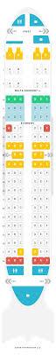 Boeing 737 700 Seating Chart United Seatguru Seat Map Delta Seatguru