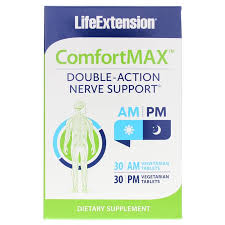 <b>ComfortMAX Double-Action Nerve Support</b>, Life Extension