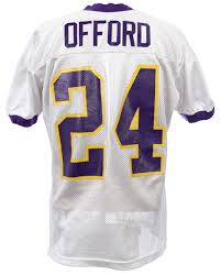 2005 mears Loa Practice Vikings Jersey Willie - Offord Detail Lot Minnesota New England Patriots Game Preview: Defensive Strategy Game Seven Vs New York Jets
