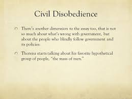 civil disobedience henry david thoreau civil disobedience as you  8 civil disobedience