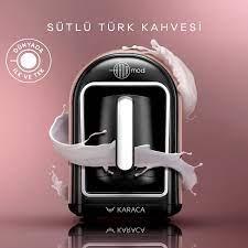 Karaca Hatır Mod Sütlü Türk Kahve Makinesi Rosegold Fiyatı