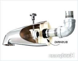 bath shower 3 handle faucet repair a unique tub valve diverter parts uniq