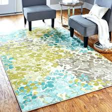 aqua blue rug area rugs radiance and beige in decor 11