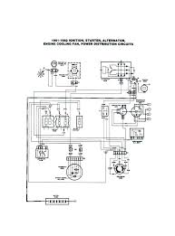 chevy alternator wiring diagram solidfonts chevy camaro alternator wiring automotive diagrams