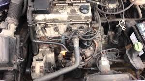 VW golf mk3 Gti 8v engine idling AGG - YouTube