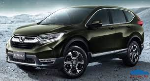 Honda Malaysia Has Officially Unveiled Honda Crv 2020 Bringing It Into Line With The Updated Version Of The Crv Launched In 2019 The Honda Crv Honda Honda Cr