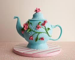 How To Make A Teapot Cake Cakejournalcom