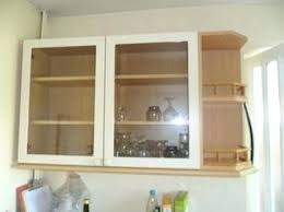 wall mounted cabinet with glass doors wall mounted kitchen cabinets with glass doors luxury kitchen wall