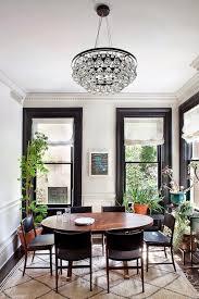 Black window trim, white baseboard Blair Harris Interior Design (via ...