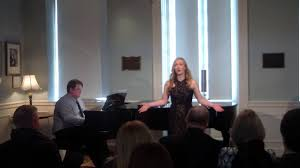The Senior Voice Recital of Casey Rice: I Hate Music! A Cycle of Five Kid  Songs - YouTube