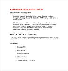 10 30 60 90 Day Action Plan Templates Doc Pdf Free Premium