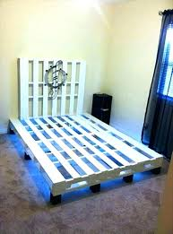 bed frame out of pallets bed on pallets pallets as bed frame um size of pallet bed frame out of pallets