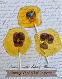 view in gallery honey lollipops