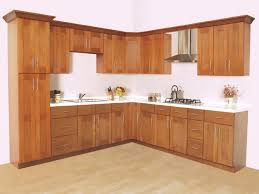 new kitchen cabinet doors unique l shape kitchen design and decoration using solid cherry wood
