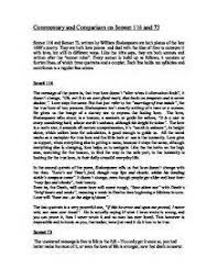 essay on sonnet rainbow in a glass hypothesis writing can help essay on sonnet 116