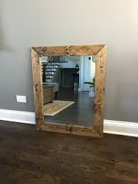 rustic wood framed mirrors. Rustic Wood Framed Mirrors R