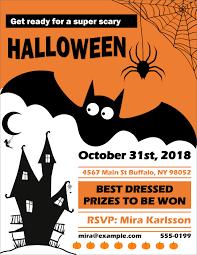 Halloween Dance Flyer Templates 026 Template Ideas Halloween Vertical Background With
