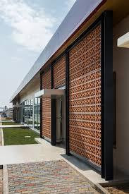 Passive Facade Design Gallery Of Active Passive Hybrid Design Canteen Taisei