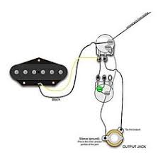 telecaster wiring diagram humbucker single coil learn guitar single pickup guitar wiring diagram