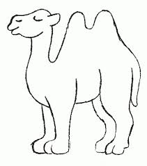 Small Picture 18 best Camel Coloring Pages images on Pinterest Coloring pages