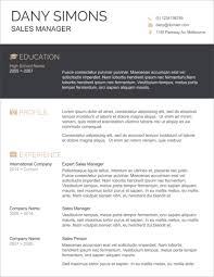 010 Free Microsoft Curriculum Vitae Cv Templates For Word V1