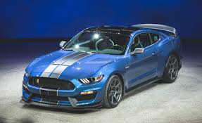 2016 Ford Mustang Shelby GT350R Photos and Info – News – Car and ...