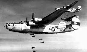 「500 B-24 Liberator bombers」の画像検索結果