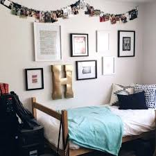creative idea college wall decor dorm room ideas home decorating for guys
