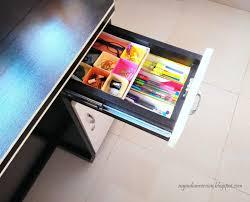 diy desk drawer organizer myindianversion