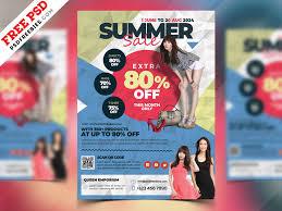 Sales Flyers Template Fashion Sale Flyer Template Psd Psdfreebies Com