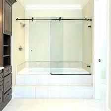 frameless hinged tub door tub doors bathtub doors trackless latest sleek showering solutions with hinged tub frameless hinged tub door