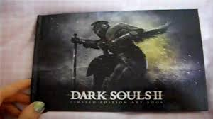 dark souls 2 limited edition art book page by page