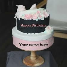 Write Name On Anniversary Cake Amazingbirthdaycakecf