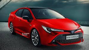 Next-Gen 2019 Toyota Corolla Altis (2019 Toyota Corolla Sedan ...