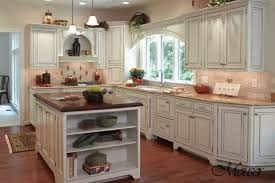 Country French Kitchens White Kitchen Island Dark Rustic Kitchen