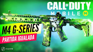 Call Of Duty Mobile M4 - Game and Movie