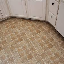 existing vinyl floor