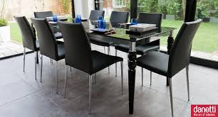 rectangle glass dining room table. Fair Image Of Dining Room Design And Decoration With Rectangular Glass Table Tops : Good Rectangle