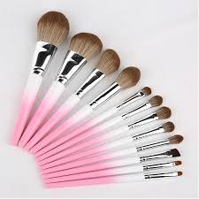 <b>New 12PCS</b> Flazea <b>Portable</b> Makeup Brushes Set Professional ...