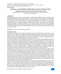 Clinical Case Presentation Template Psychology Auch Super Law And