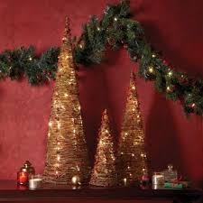 Apothecary & Company 3-Piece LED Christmas Tree Set   Overstock.com  Shopping -