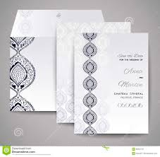 Save The Date Cards Templates Set Of Wedding Cards Ornamental Invitation Thank You Card Save