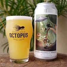 Cerveja artesanal Nelson's Psychedelic Breakfast Oatmeal Triple IPA – Octopus 473ML