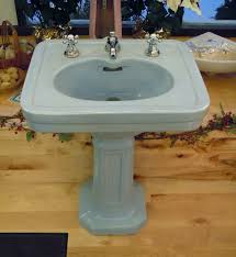 vintage pedestal sink. Unique Vintage Intended Vintage Pedestal Sink G