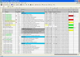 Gantt Project Planner Template Excel 2013