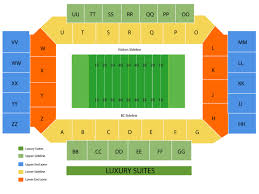 Alumni Stadium Seating Chart Alumni Stadium Seating Chart And Tickets