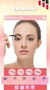 youface makeup makeup camera apk screenshot